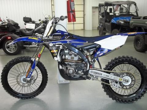 2014 Yamaha yz250f in Bristol, Virginia