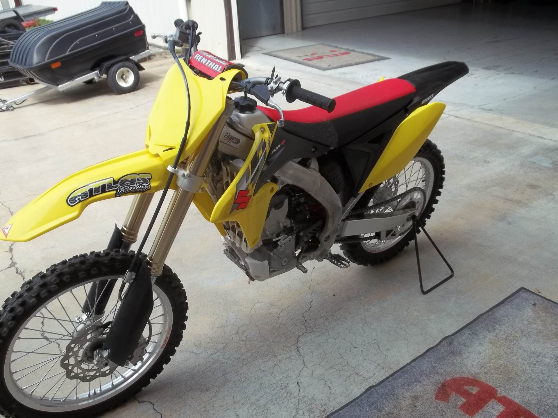 2014 Suzuki RM-Z 250 in Bristol, Virginia