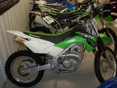 2015 Kawasaki KLX140L in Bristol, Virginia