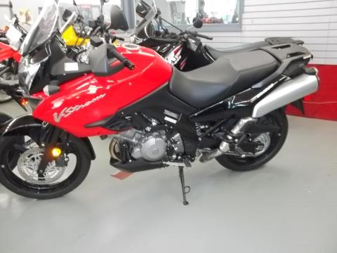 2012 Suzuki V-Strom 1000 in Bristol, Virginia