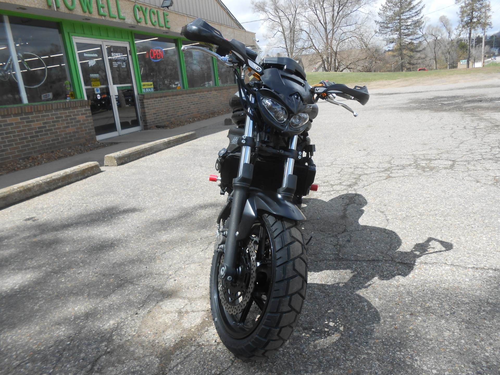 2013 Kawasaki Ninja® 650 in Howell, Michigan