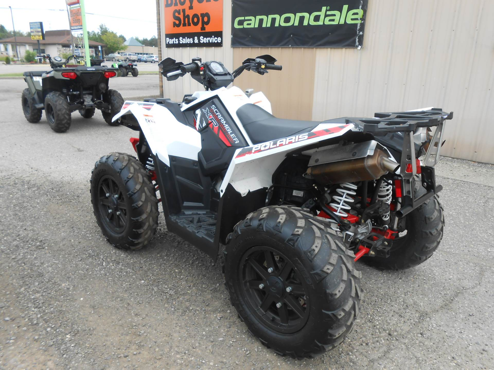 2015 Polaris Scrambler XP® 1000 EPS in Howell, Michigan - Photo 5