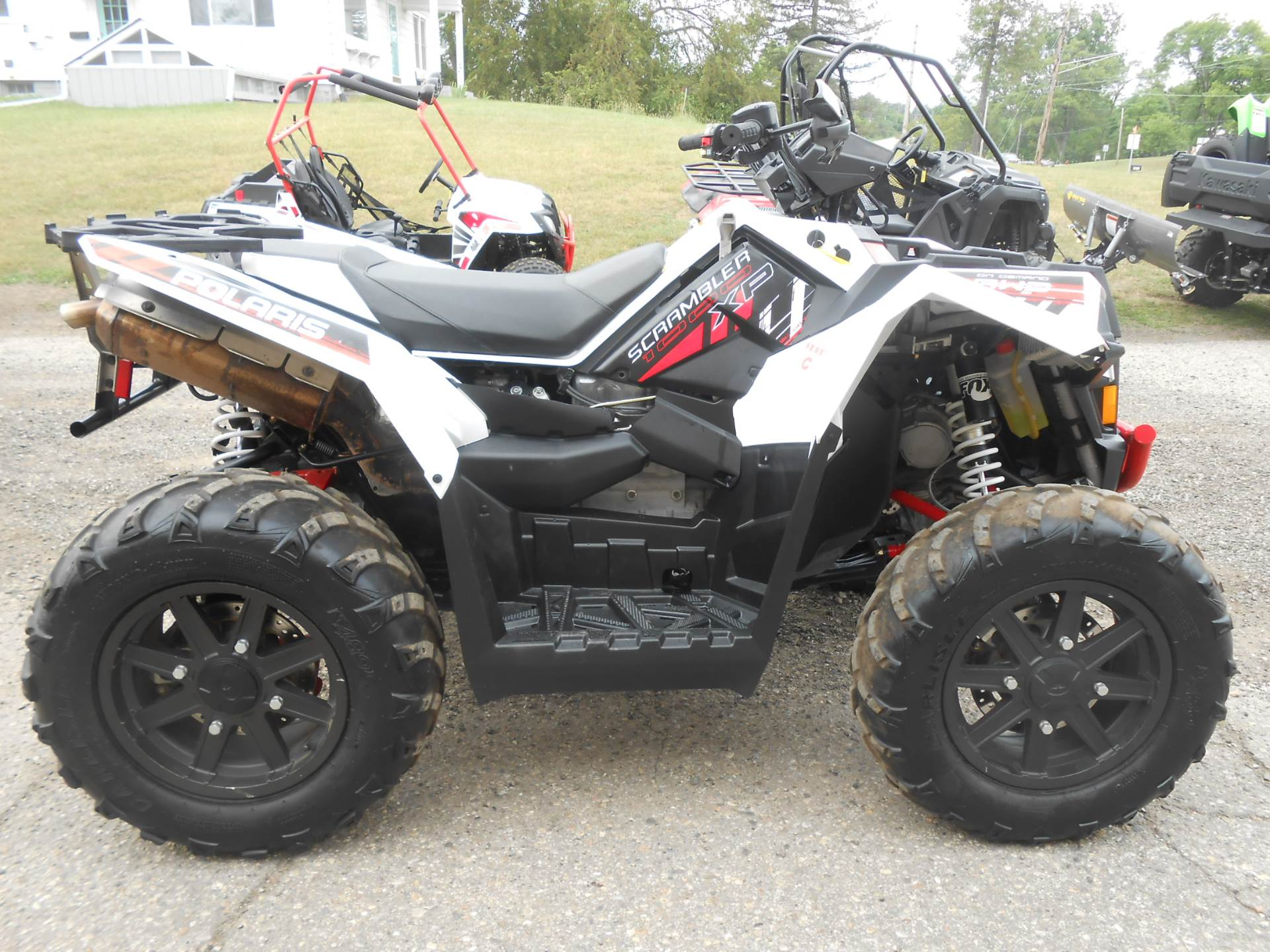 2015 Polaris Scrambler XP® 1000 EPS in Howell, Michigan - Photo 9