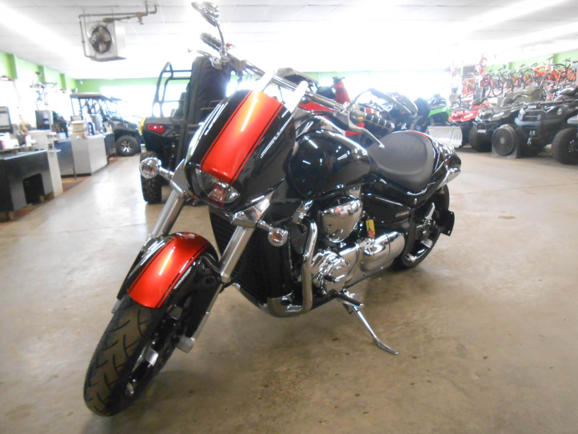2011 Suzuki Boulevard M109R Limited Edition in Howell, Michigan