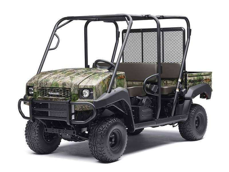 2015 Mule 4010 Trans4x4 Camo