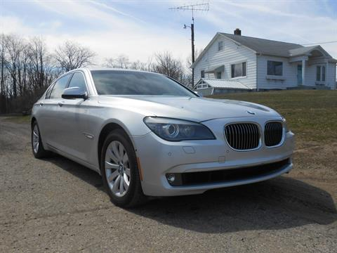 2010 BMW 750li in Howell, Michigan - Photo 1
