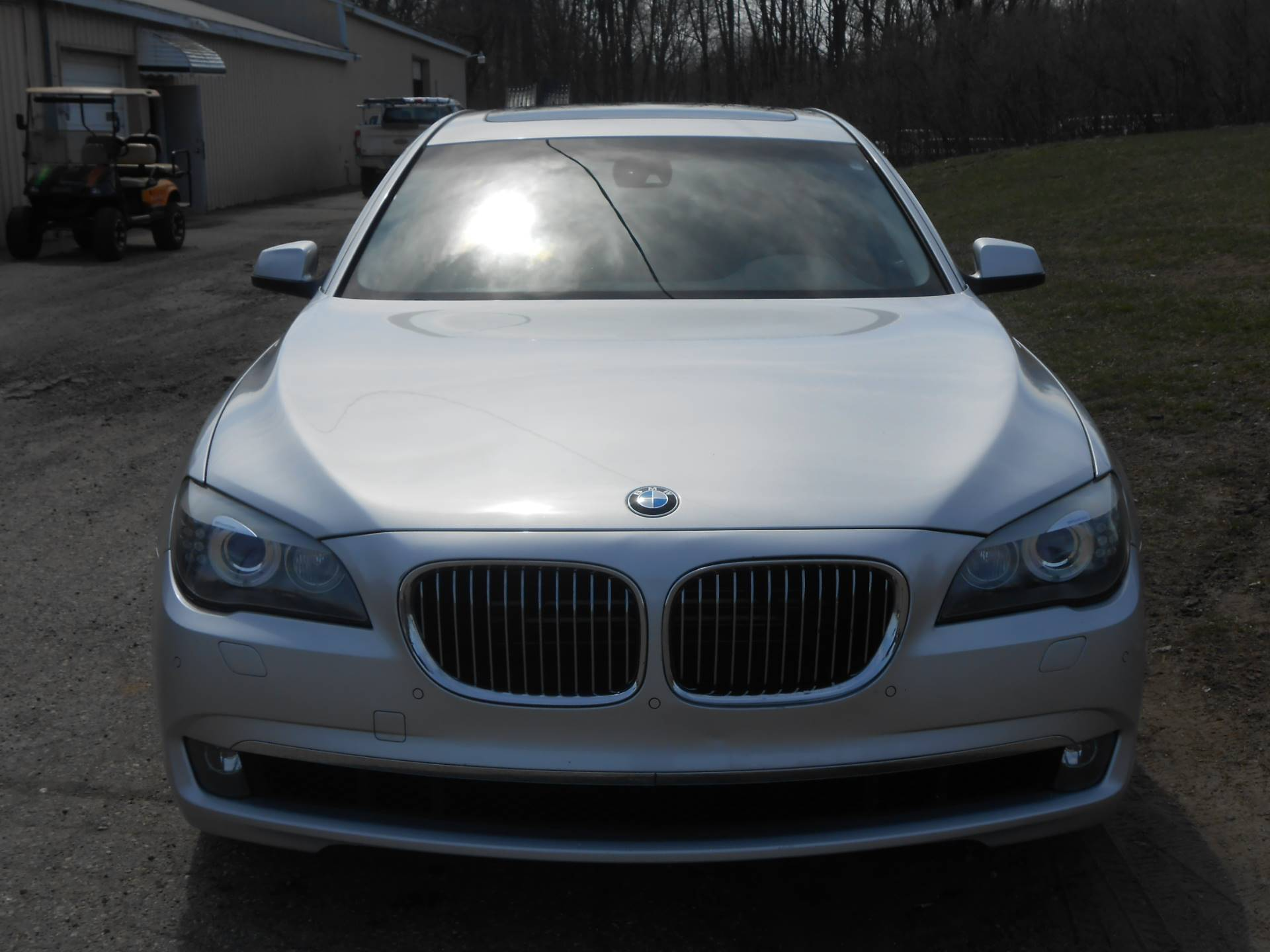 2010 BMW 750li in Howell, Michigan - Photo 3