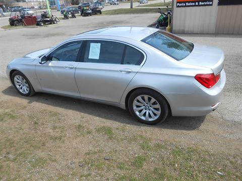 2010 BMW 750li in Howell, Michigan - Photo 7