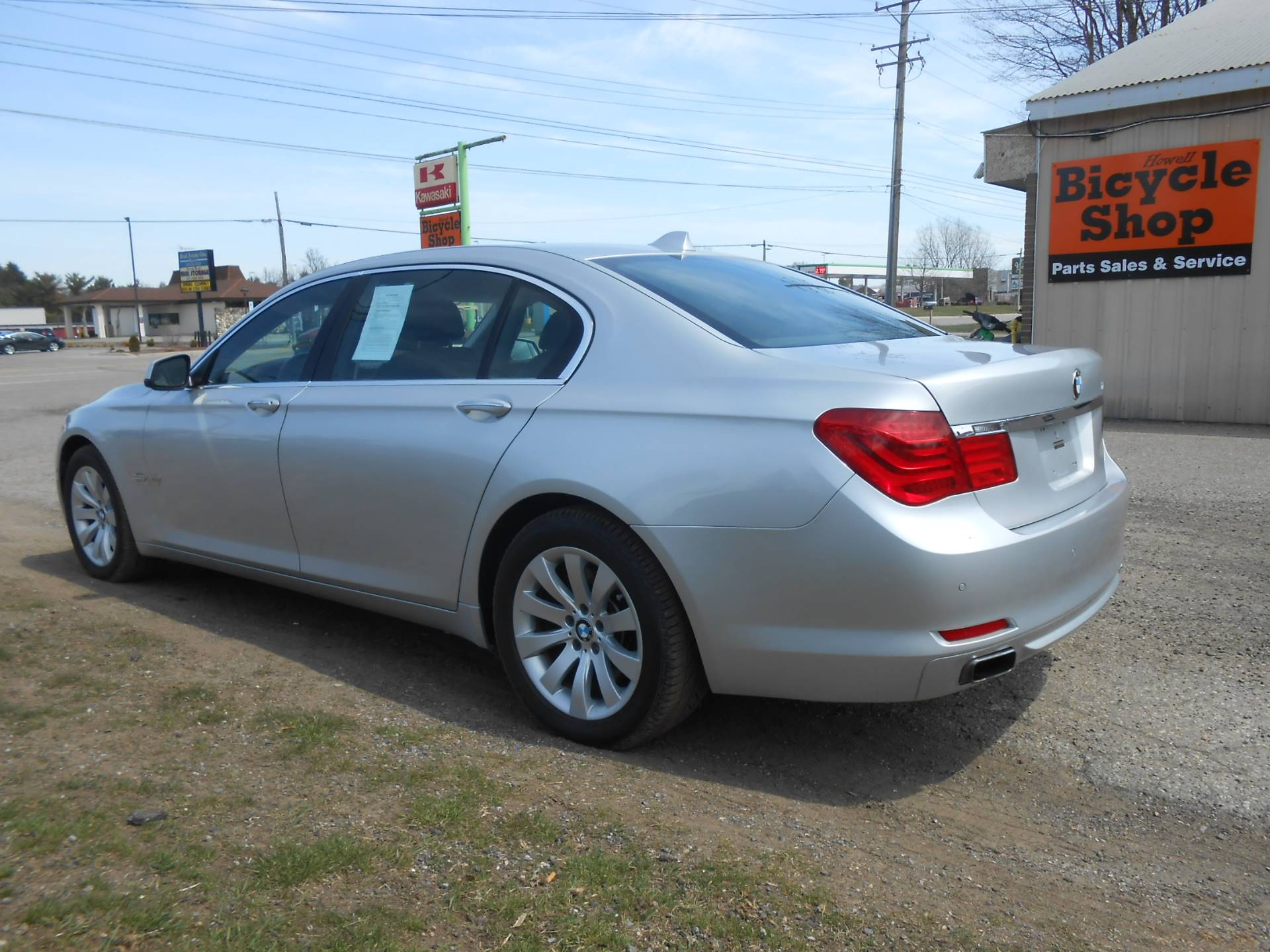 2010 BMW 750li in Howell, Michigan - Photo 8