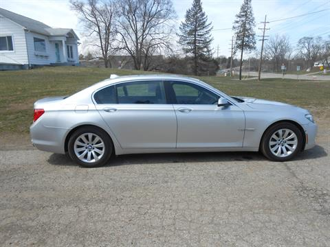 2010 BMW 750li in Howell, Michigan - Photo 12