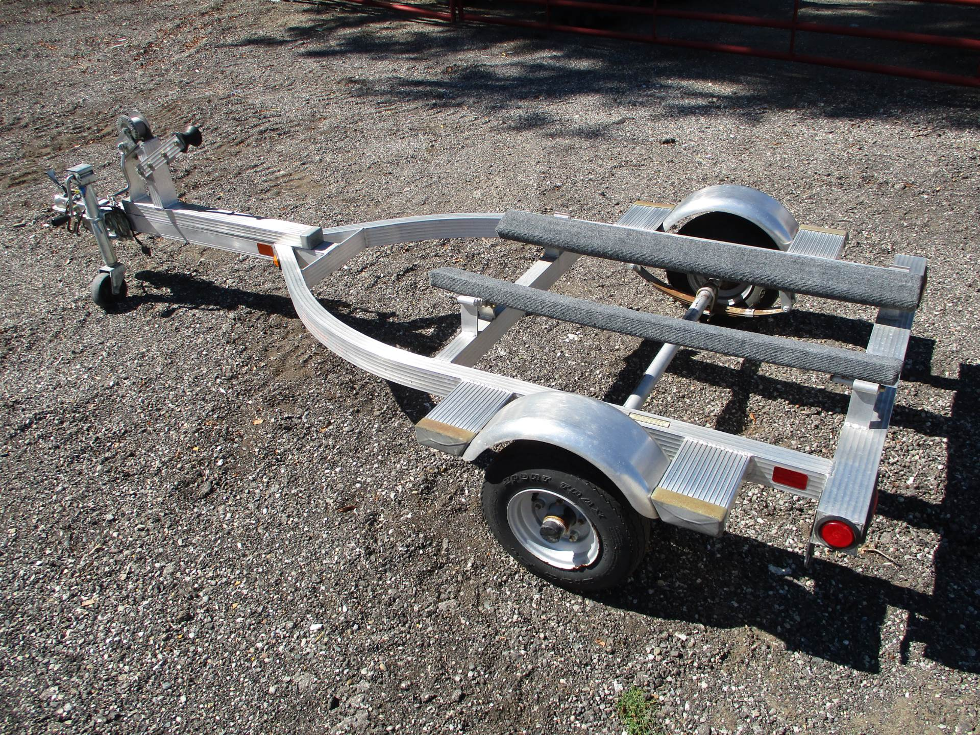 1996 Triton Trailers WC1 Lite in Howell, Michigan - Photo 1