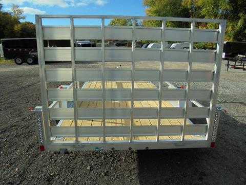 2018 Other Rough Rider RRU6512SA Aluminum 12' Trailer in Howell, Michigan - Photo 4
