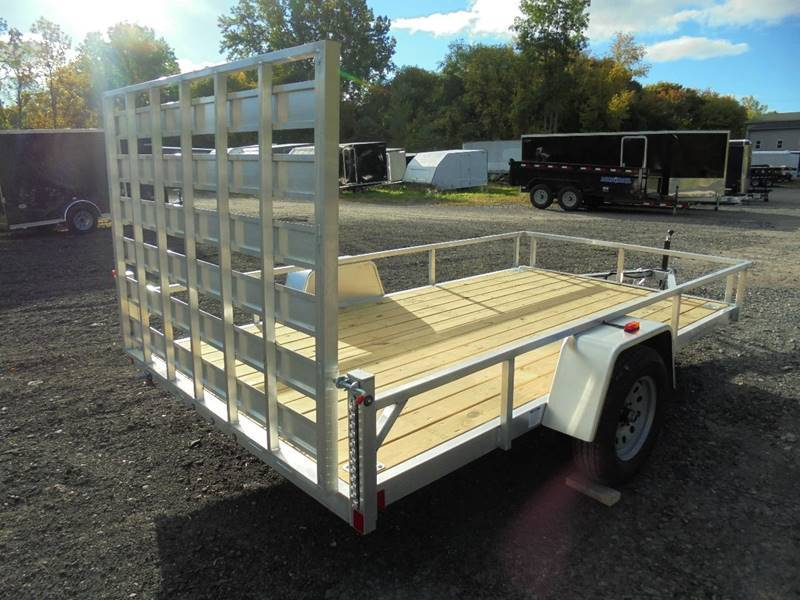 2018 Other Rough Rider RRU6512SA Aluminum 12' Trailer in Howell, Michigan - Photo 5