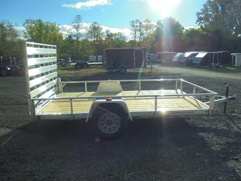 2018 Other Rough Rider RRU6512SA Aluminum 12' Trailer in Howell, Michigan - Photo 6