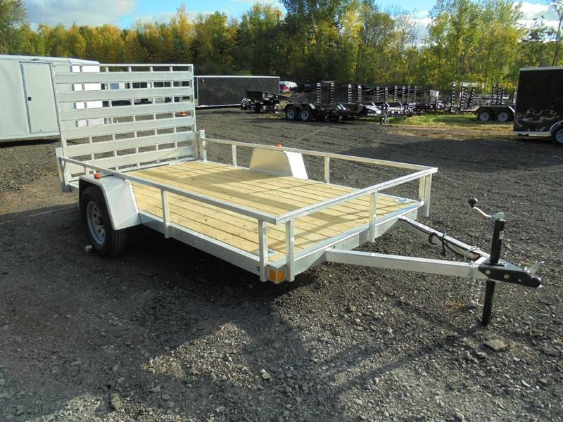 2018 Other Rough Rider RRU6512SA Aluminum 12' Trailer in Howell, Michigan - Photo 7