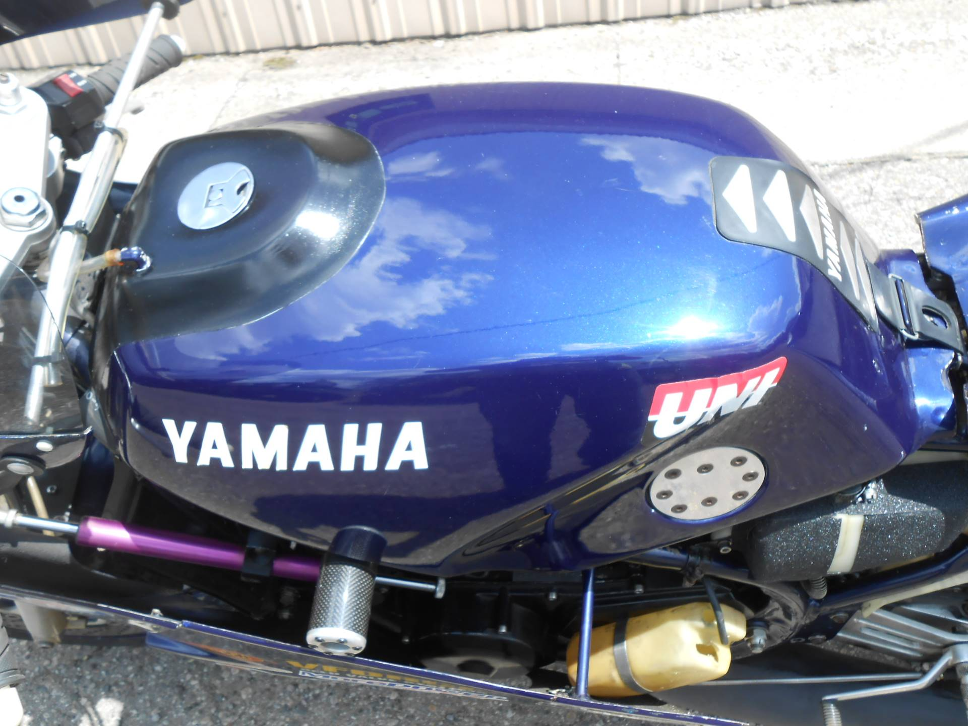 1984 Yamaha RD350 in Howell, Michigan - Photo 15