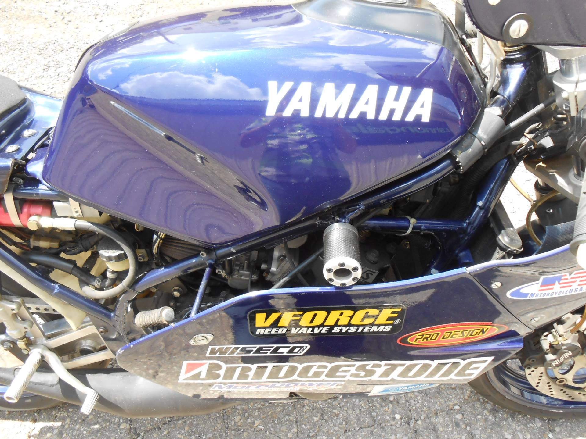 1984 Yamaha RD350 in Howell, Michigan - Photo 20