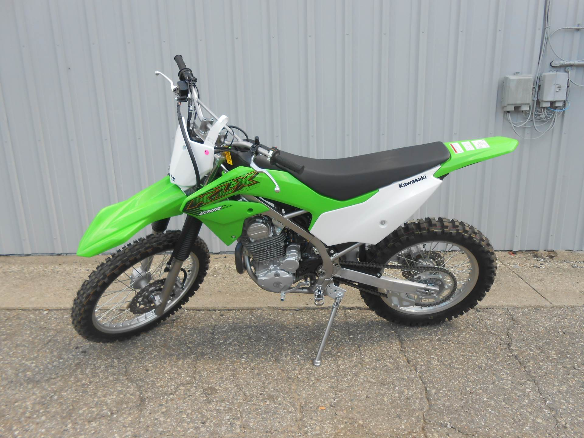 2020 Kawasaki KLX 230R in Howell, Michigan - Photo 1