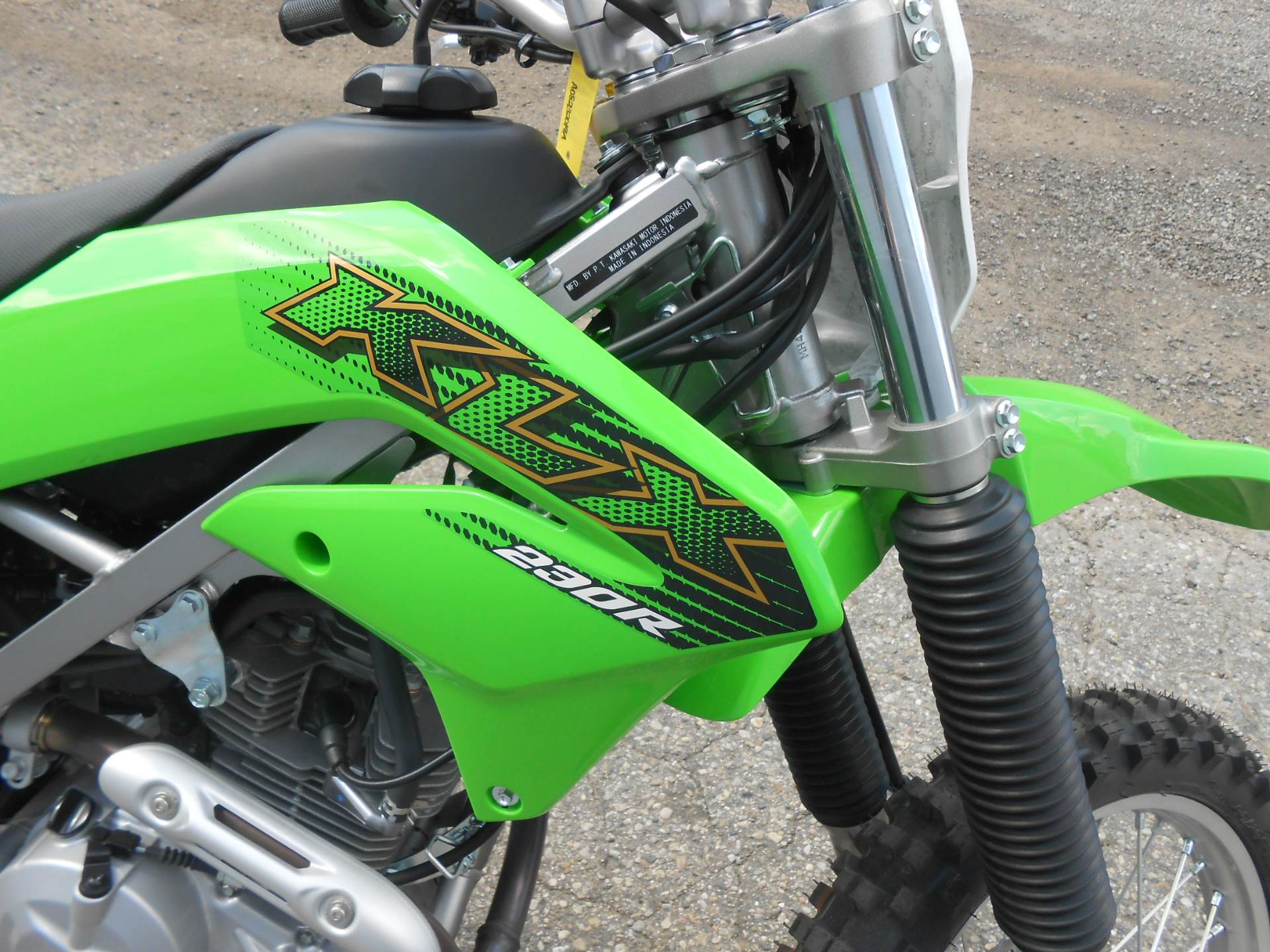 2020 Kawasaki KLX 230R in Howell, Michigan - Photo 5