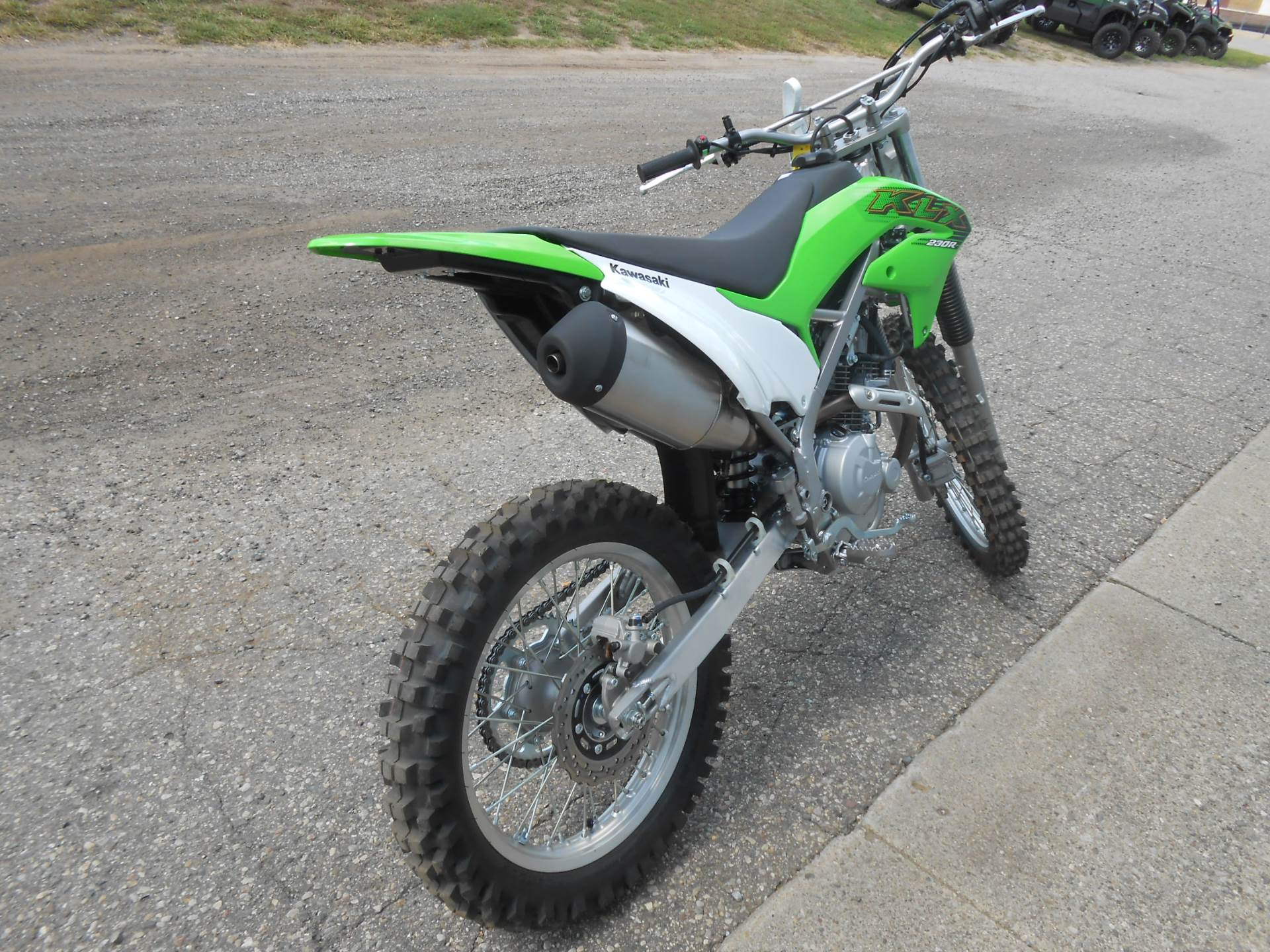 2020 Kawasaki KLX 230R in Howell, Michigan - Photo 6