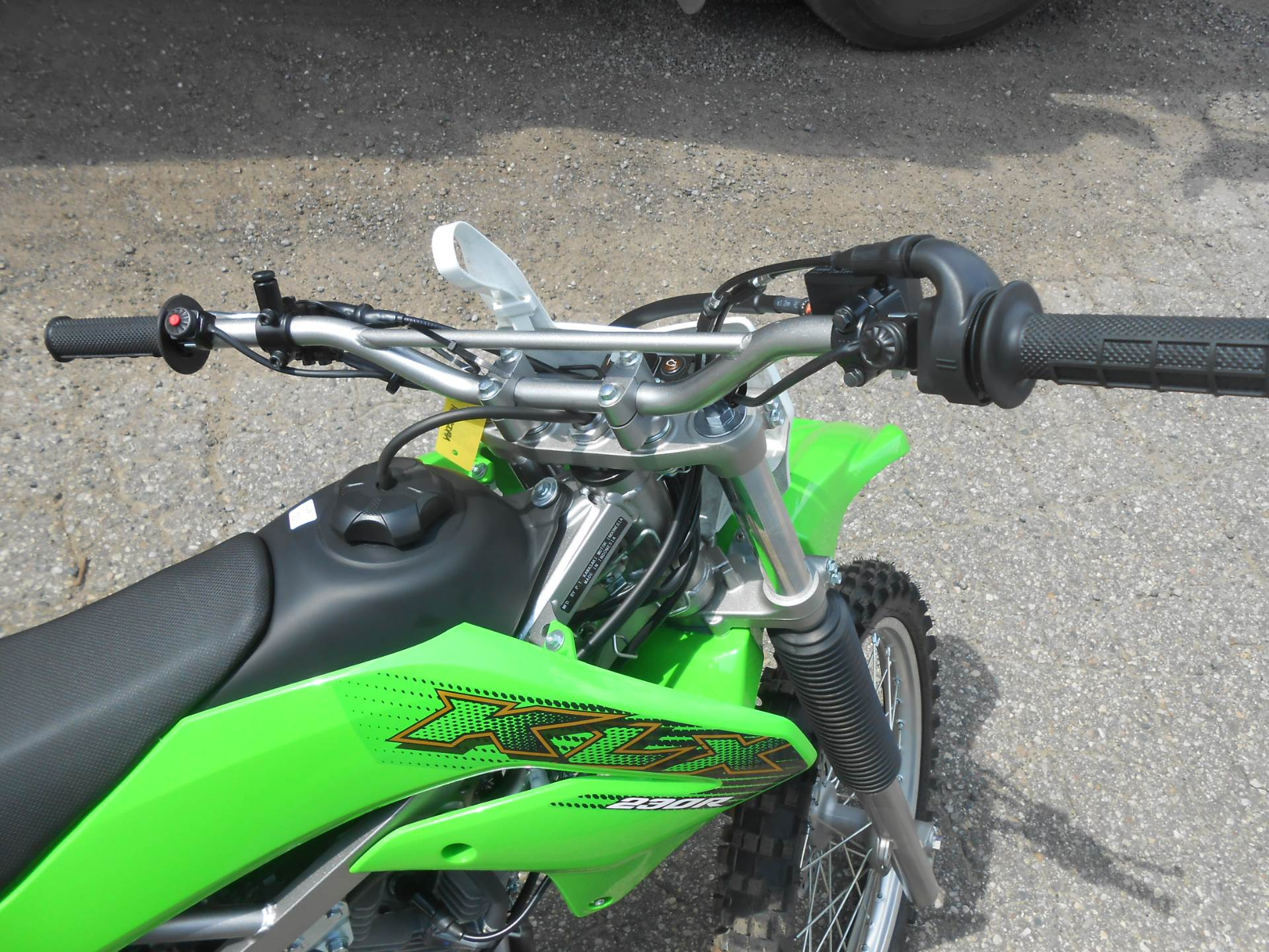 2020 Kawasaki KLX 230R in Howell, Michigan - Photo 10