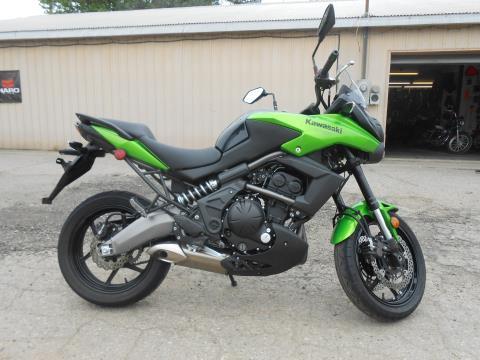 2014 Kawasaki Versys® ABS in Howell, Michigan