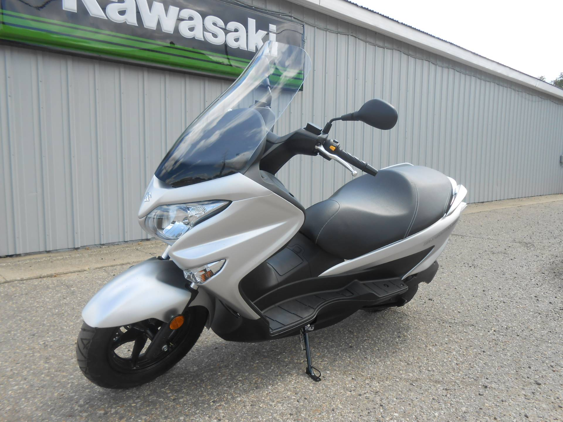 2018 Suzuki Burgman 200 in Howell, Michigan - Photo 1
