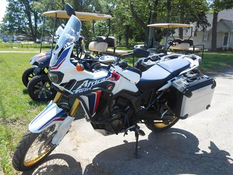 2017 Honda Africa Twin in Howell, Michigan