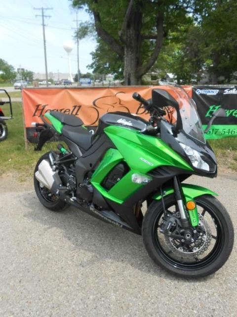 2015 Kawasaki Ninja® 1000 ABS in Howell, Michigan