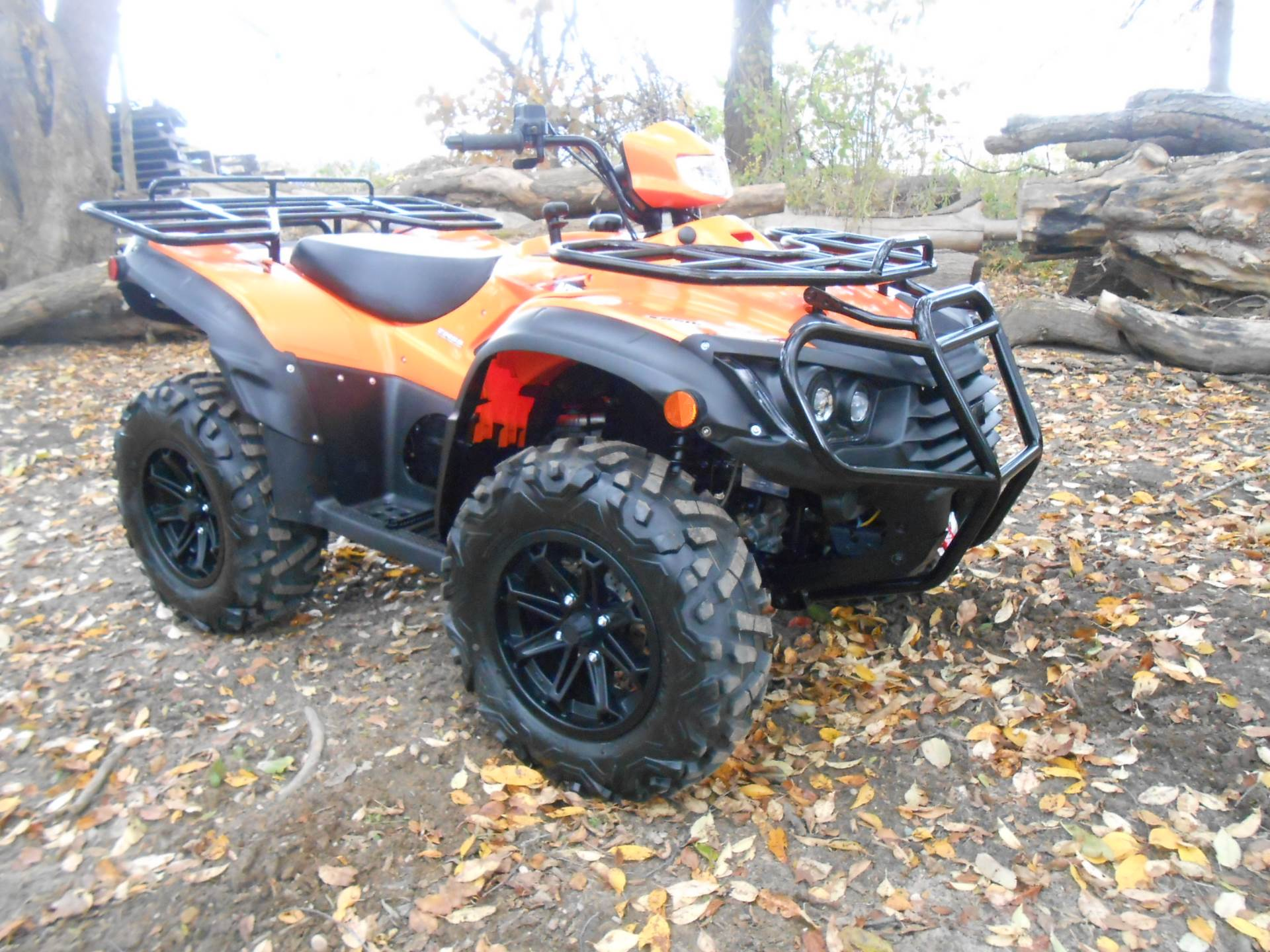 2018 Argo Xplorer XR 500 LE in Howell, Michigan - Photo 13