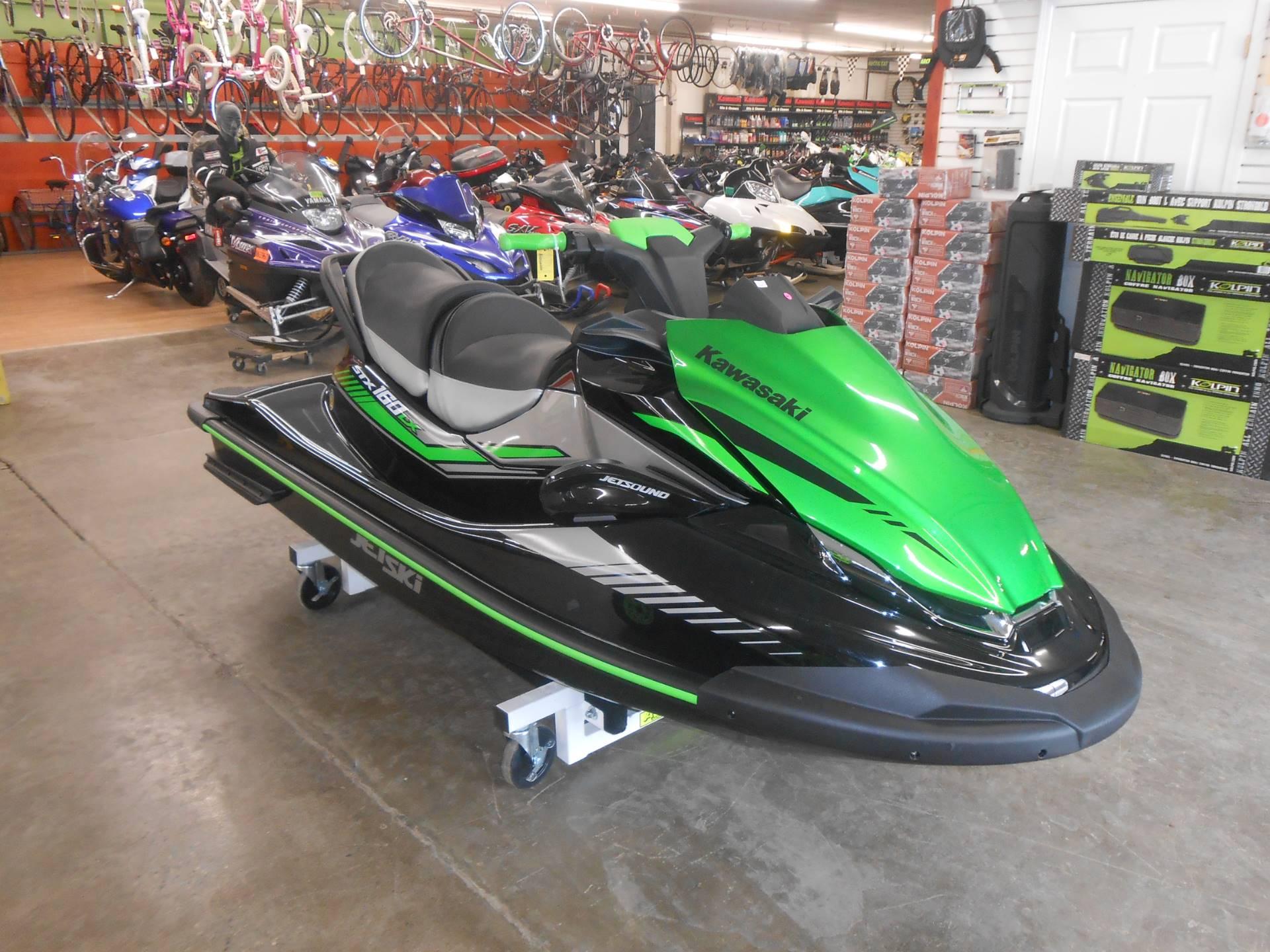 2020 Jet Ski STX 160LX