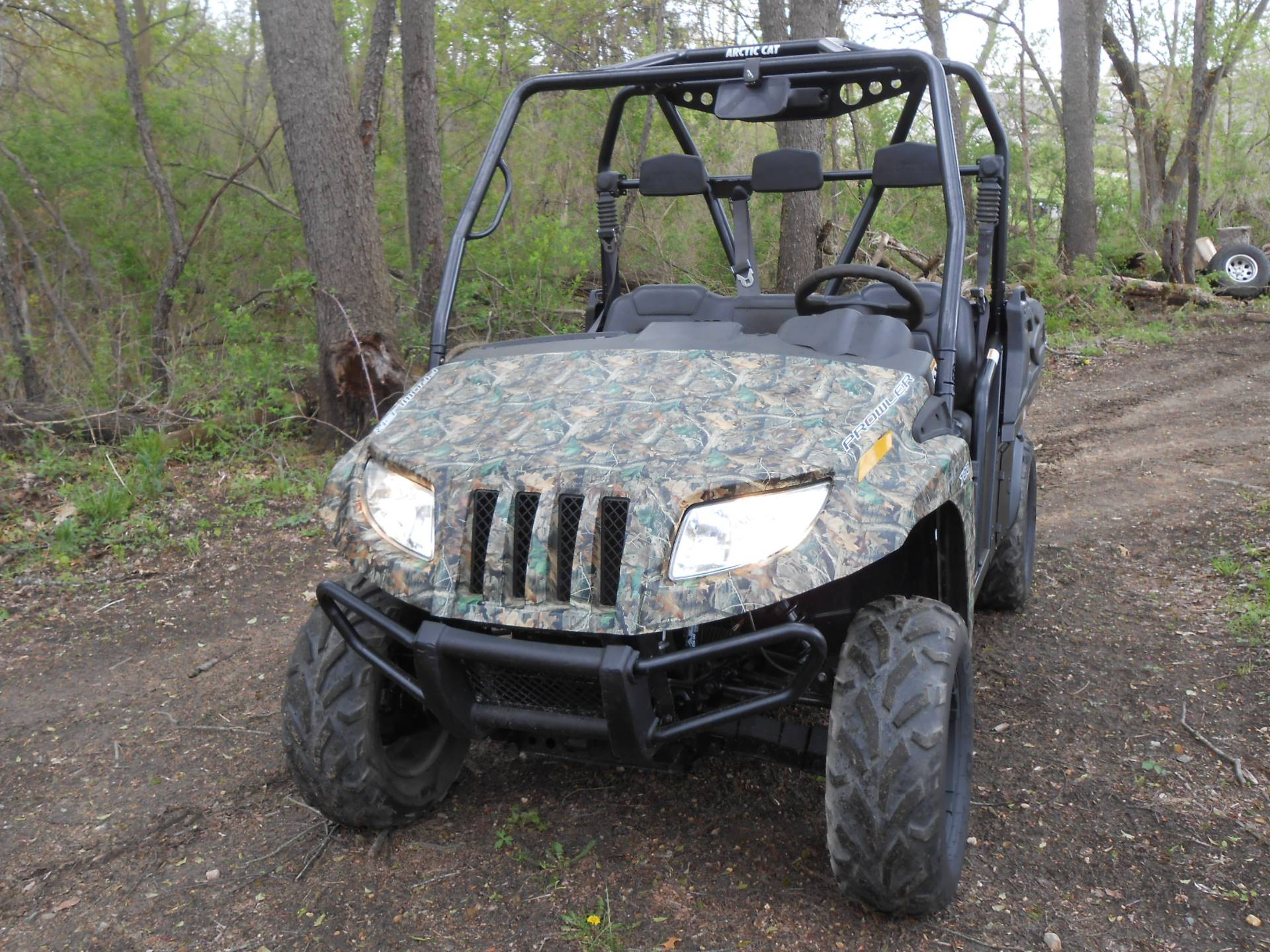 2012 Arctic Cat Prowler® 700i HDX™ in Howell, Michigan - Photo 1