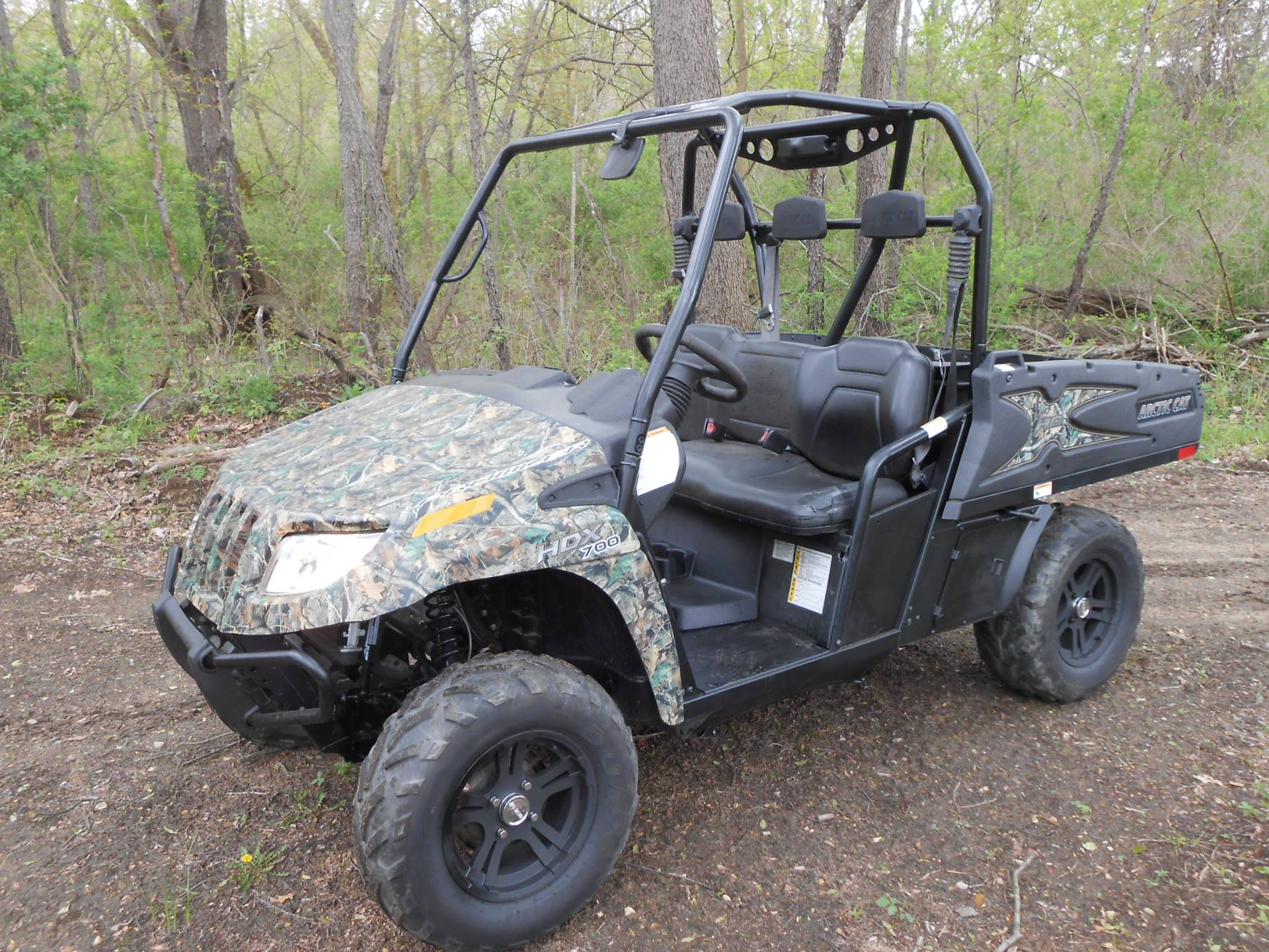 2012 Arctic Cat Prowler® 700i HDX™ in Howell, Michigan - Photo 2