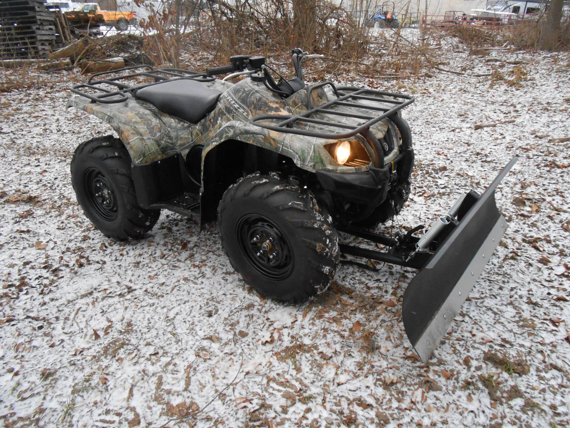 2011 Grizzly 350 Auto. 4x4 IRS