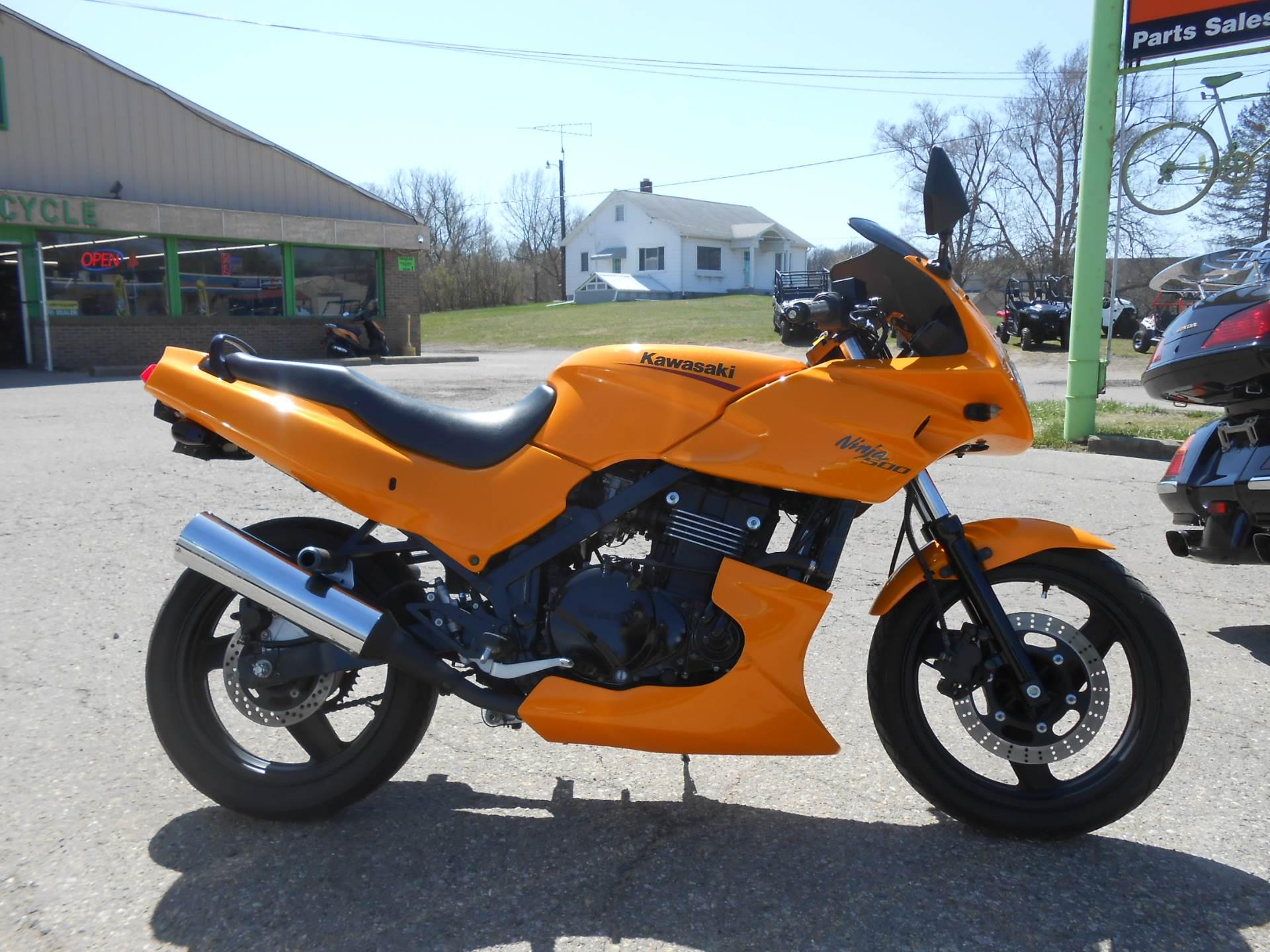 2007 Ninja 500R