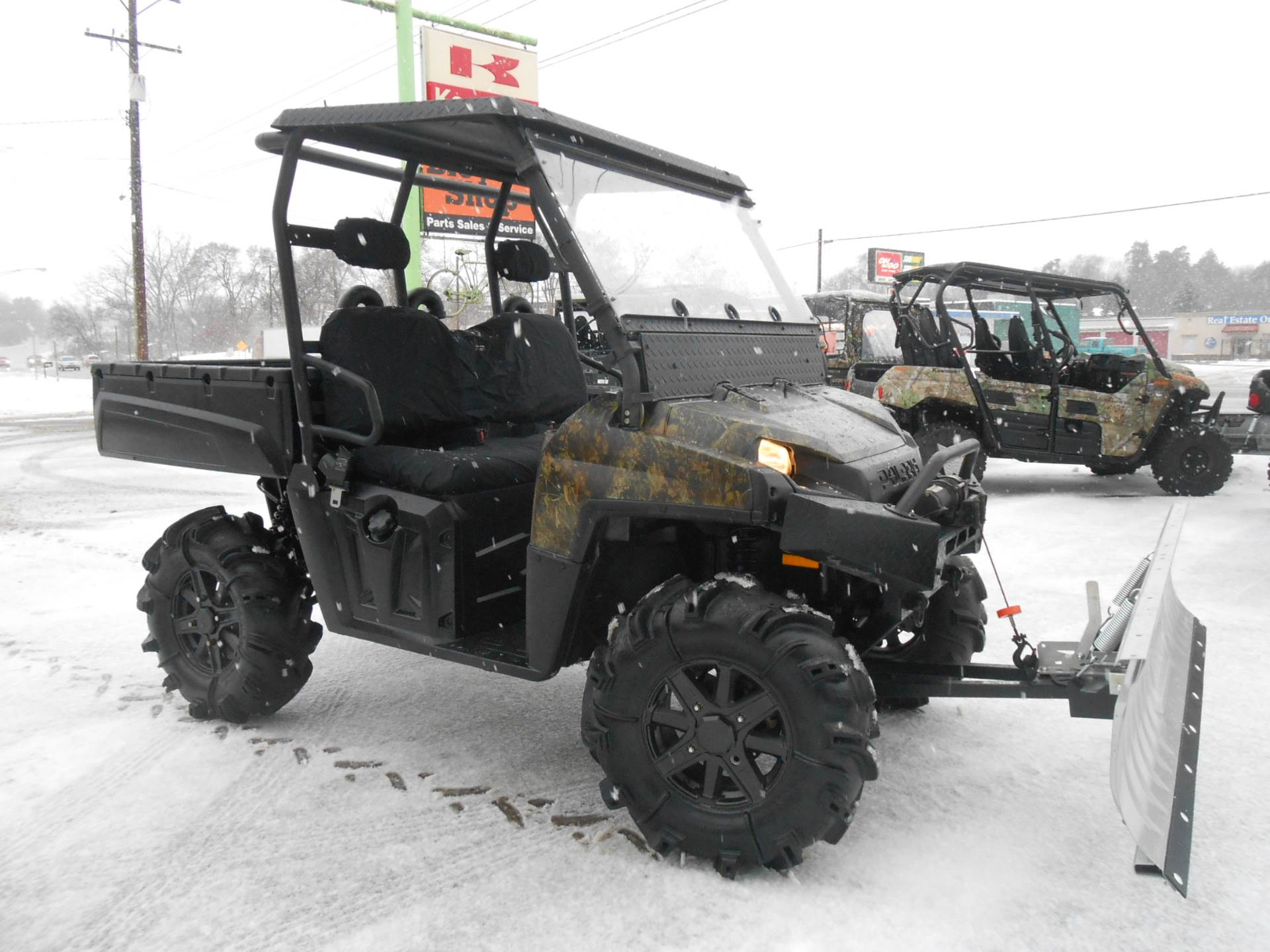 2009 Ranger XP