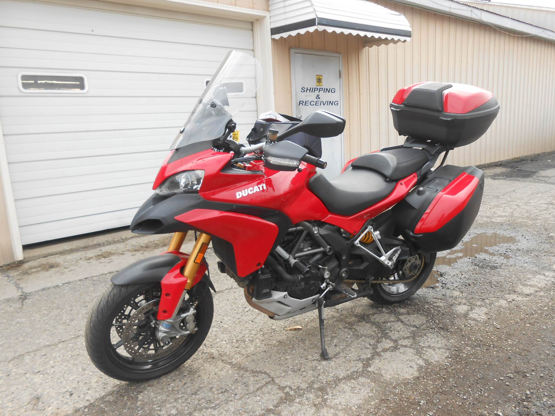 2011 Multistrada 1200 S Touring