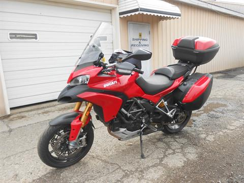 2011 Ducati Multistrada 1200 S Touring in Howell, Michigan - Photo 1