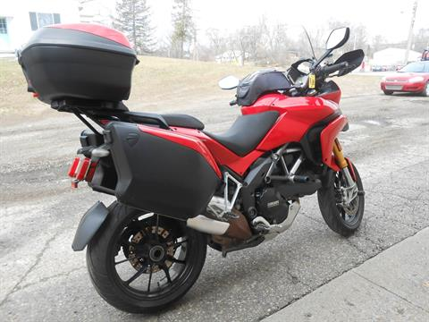 2011 Ducati Multistrada 1200 S Touring in Howell, Michigan - Photo 3