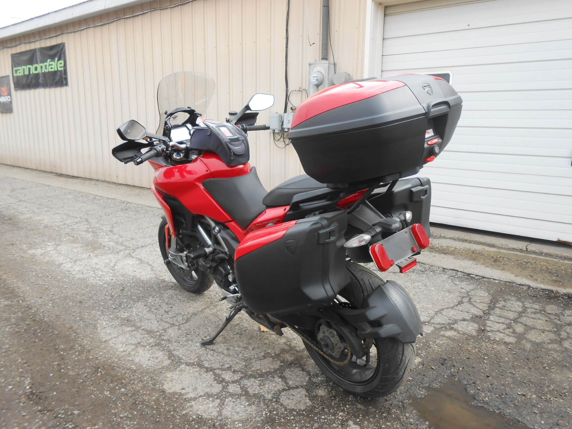 2011 Ducati Multistrada 1200 S Touring in Howell, Michigan - Photo 17