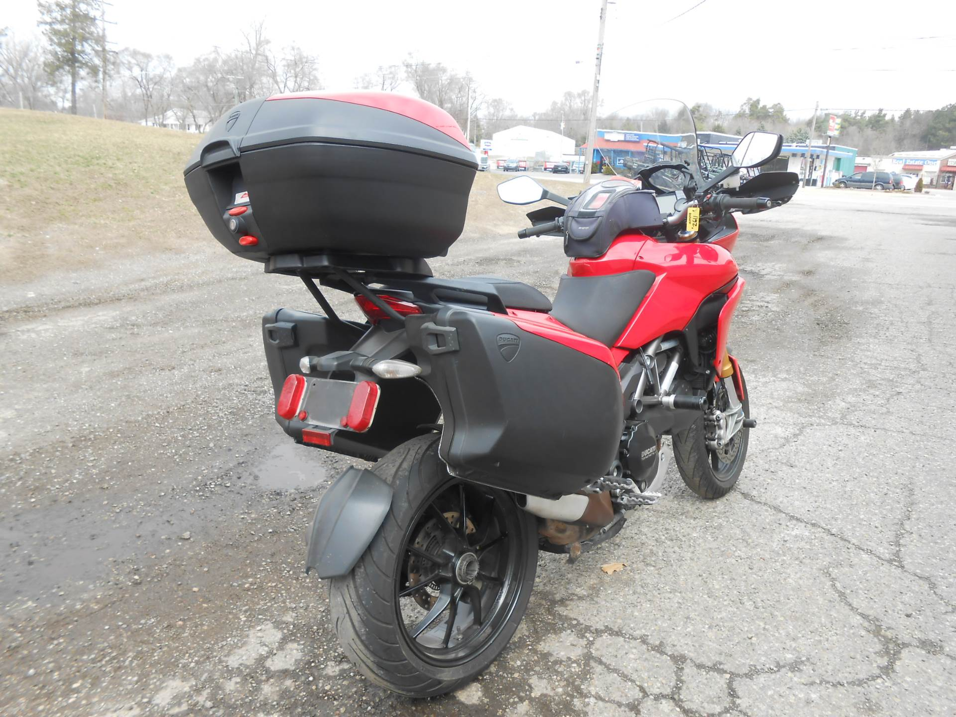 2011 Ducati Multistrada 1200 S Touring in Howell, Michigan - Photo 14