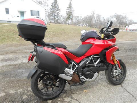 2011 Ducati Multistrada 1200 S Touring in Howell, Michigan - Photo 16