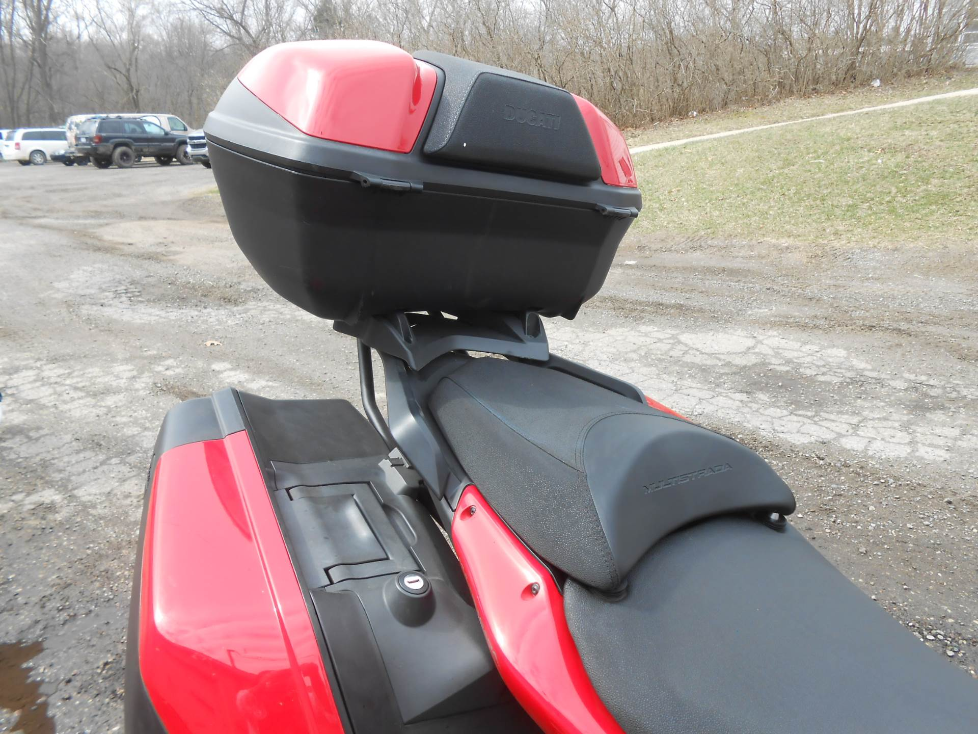 2011 Ducati Multistrada 1200 S Touring in Howell, Michigan - Photo 19