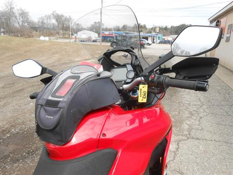 2011 Ducati Multistrada 1200 S Touring in Howell, Michigan - Photo 20
