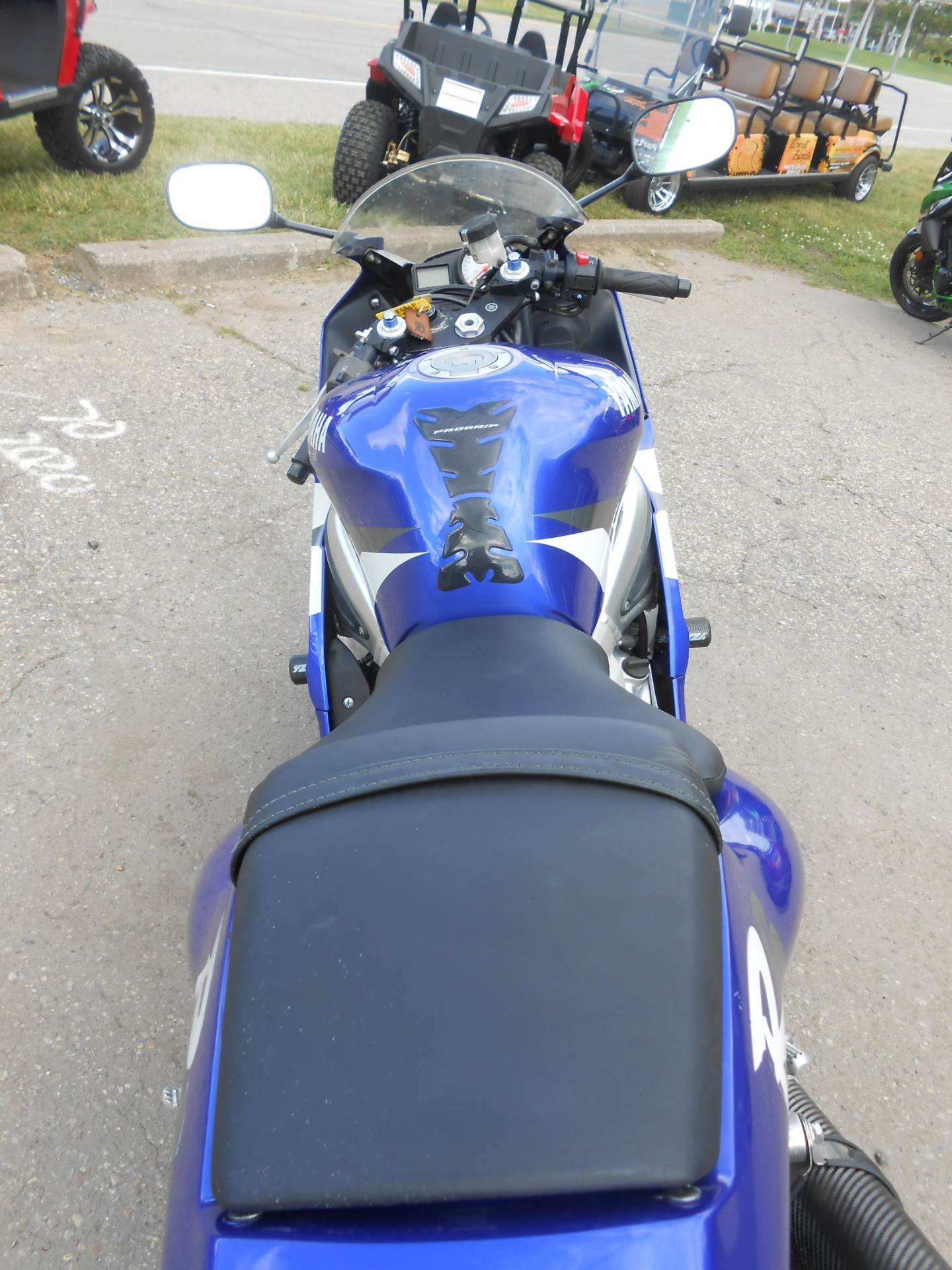 2002 Yamaha YZFR6 6