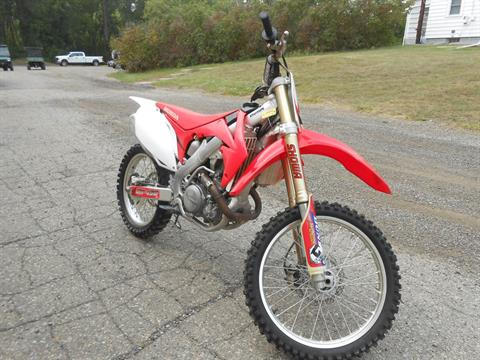 2012 Honda CRF®450R in Howell, Michigan