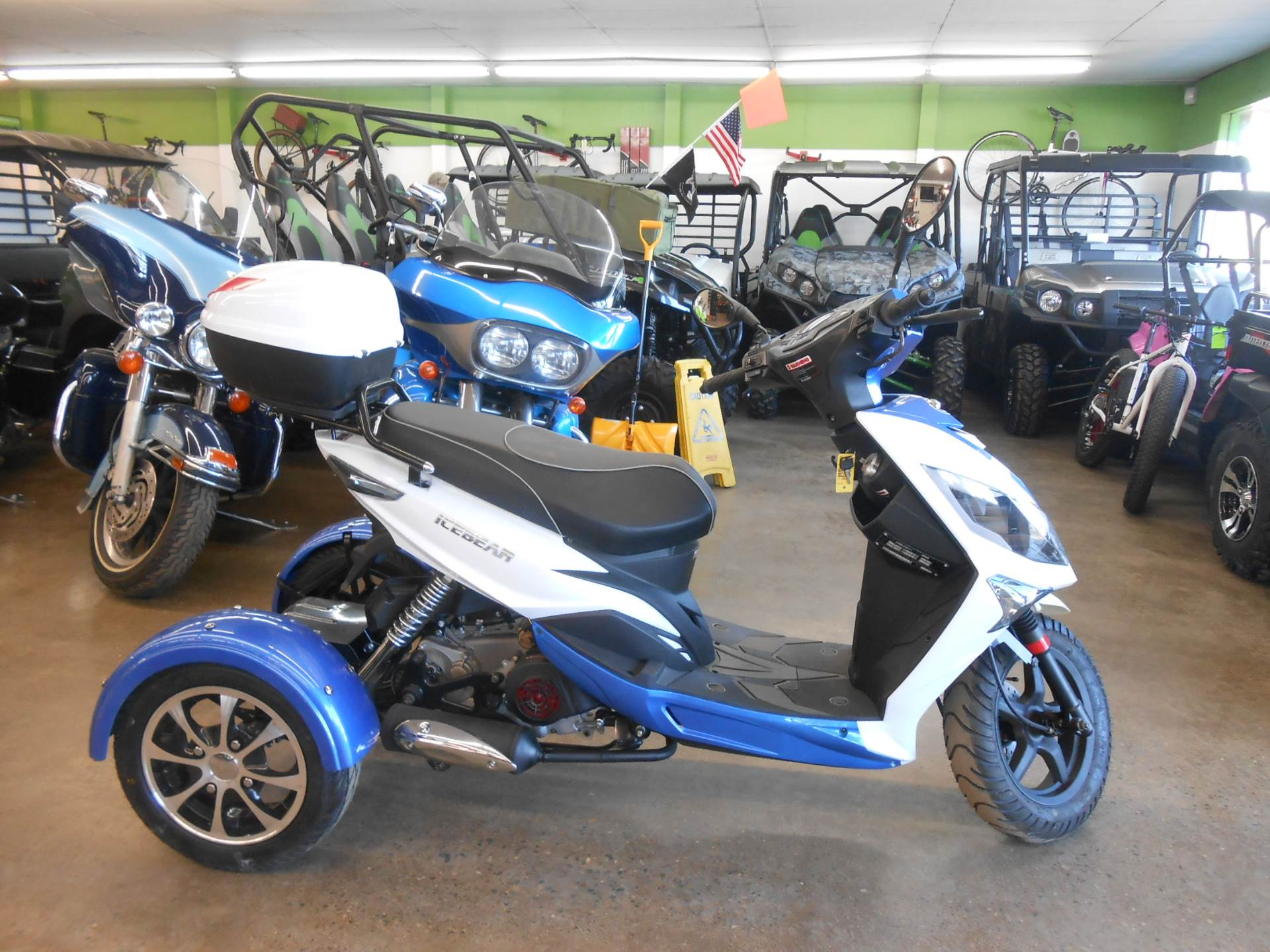 2017 Ice Bear PST50-1 Trike in Howell, Michigan