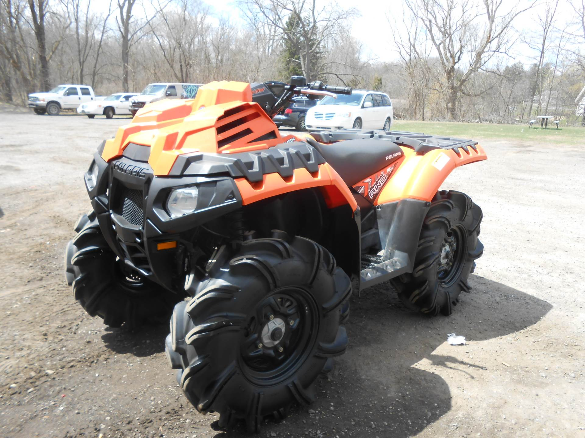 2016 Sportsman 850 High Lifter Edition