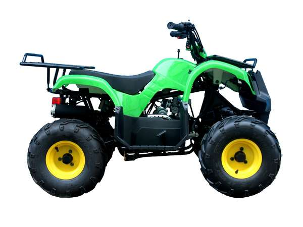 2015 Taotao USA 125 Automatic Kids quad in Howell, Michigan - Photo 3