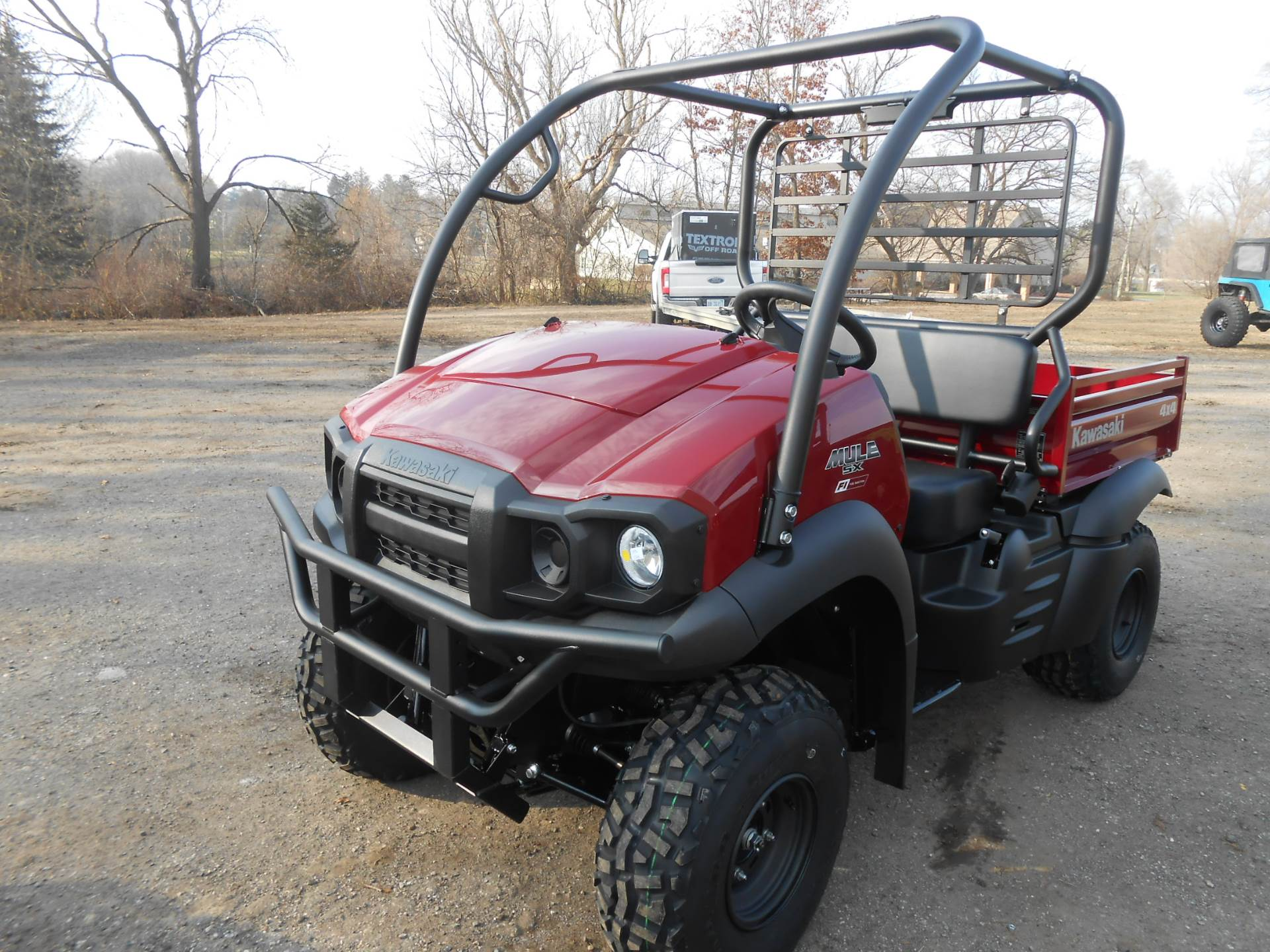 2019 Kawasaki Mule SX 4x4 FI in Howell, Michigan - Photo 1